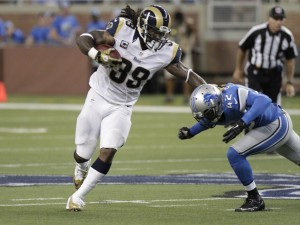 Steven Jackson to the Falcons makes a lot of sense. (Duane Burleson)