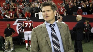 General manager Thomas Dimitroff will look to add some gems in the final rounds of the 2013 NFL Draft. (Josh D. Weiss)