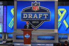 The draft will occur two weeks later in 2014. (Brad Penner)