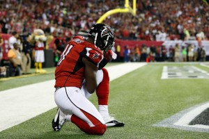 Julio Jones will be an even bigger force in his third year. (Kevin C. Cox)