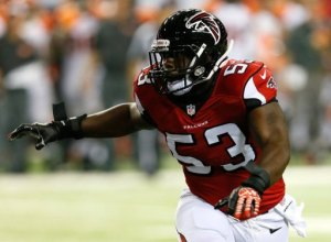 Although he was released, the Falcons have offered Brian Banks a career with the team in some capacity. (Kevin C. Cox)