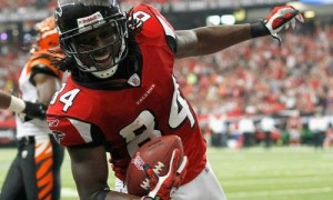 Roddy White will be ready for the first game of the regular season. (Kevin C. Cox)