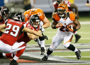 Shann Schillinger's release can only mean the Falcons are making a move soon. (Kevin C. Cox)