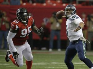 The Falcons should be much more competitive this Sunday. (David Goldman)