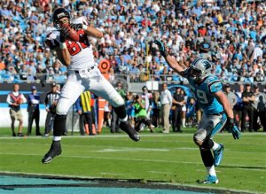 Sunday's game will be the last time Tony Gonzalez plays football. (Mike McCarn)