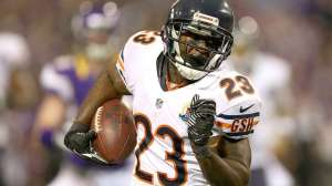 Devin Hester vastly upgrades the Falcons' return game. (Matthew Stockman)