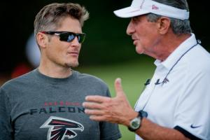 Beefing up the lines is exactly what the Falcons needed to do. (Kevin Liles)