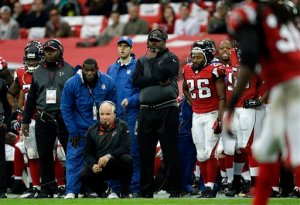 Sunday's loss against the Detroit Lions was one of the worst under the current regime. (Mike Smith)