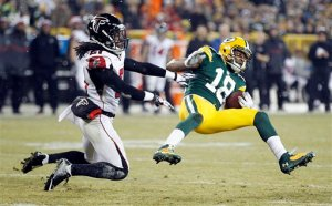 Desmond Trufant versus Antonio Brown should be a great matchup. (Mike Roemer)